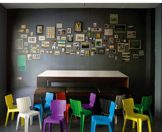 Colorata e divertente wait stilopolis for Case colorate esterni