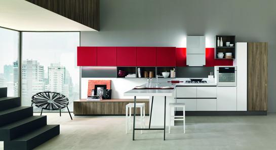 Febal casa un nuovo concept per l 39 arredamento al salone for Salone arredamento milano