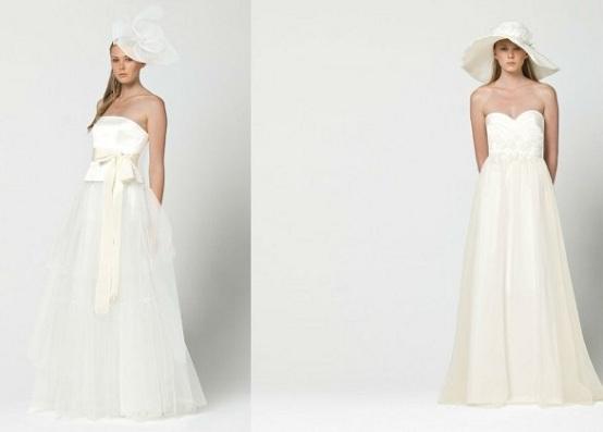 Moda sposa la collezione estate 2013 di max mara stilopolis for Stile minimal vestiti