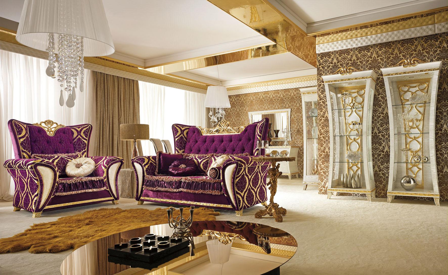 Armonia ed eleganza con gotha italian luxury style for Luxury style