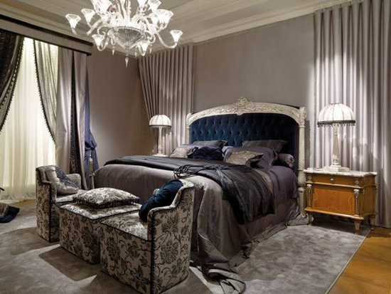 Eleganza e raffinatezza in camera da letto con Venice e la nuova ...