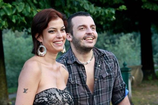 Sara-Tommasi-e-Fabrizio-Chinaglia-gravidanza