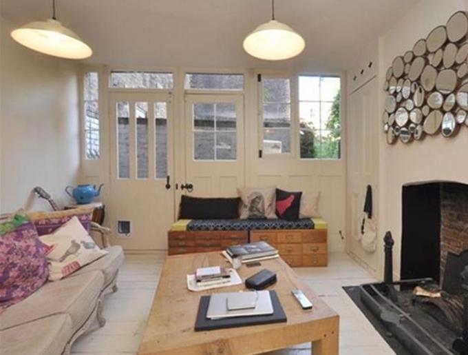 Keira knightley vende l 39 appartamento di londra stilopolis for Appartamento oltre il costo del garage