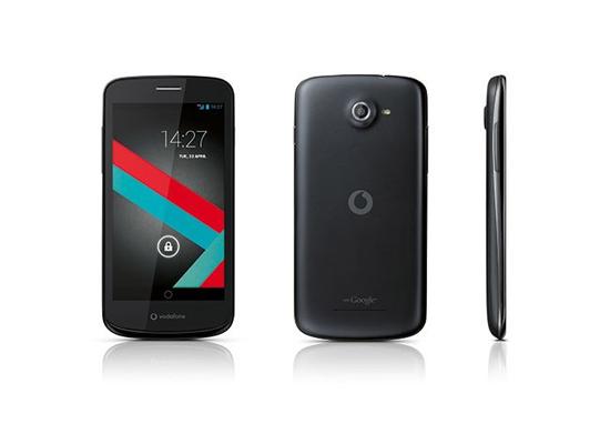 vodafone smart 4g scheda tecnica del nuovo smartphone low. Black Bedroom Furniture Sets. Home Design Ideas