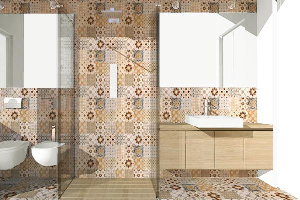 Bagni Stretti E Lunghi Con Doccia: Bagno lungo e stretto con doccia piccolo finestra nella.