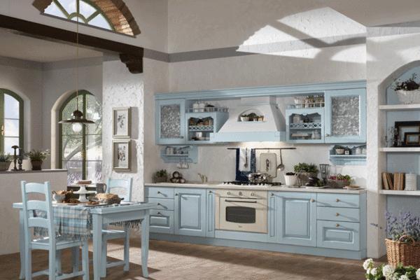 La cucina riscopre il country style stilopolis - Accessori per cucina country ...