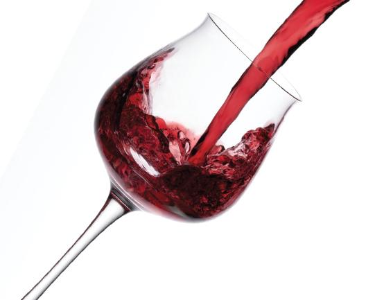 Un Bicchiere Di Vino A Cena Perfetto Anche Per I