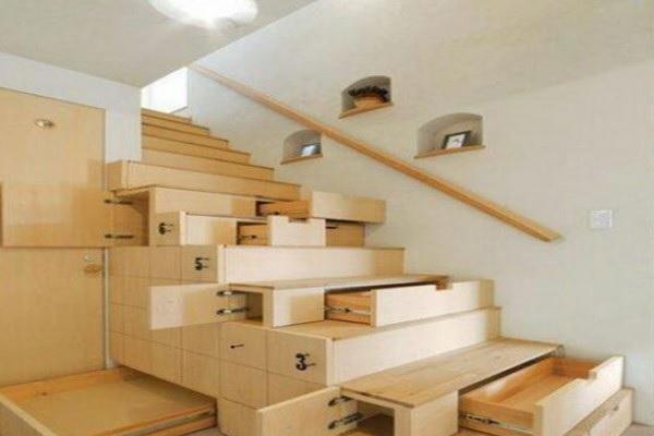 Mobili a scomparsa la soluzione per piccole case stilopolis - Idee per case piccole ...